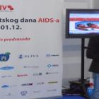HUHIV Info šator – Primeros i Studio smijeha promovirali sigurnost i zaštitu reproduktivnog zdravlja