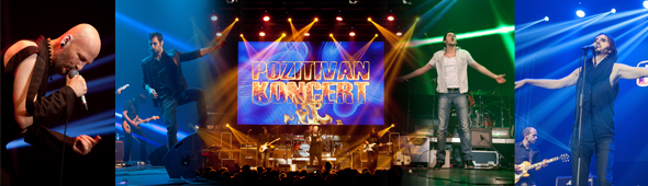 Pozitivan koncert 2013