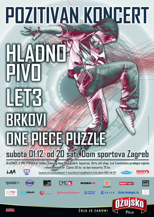Pozitivan koncert 2012