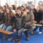 HUHIV Info šator – Edukacije za srednje škole