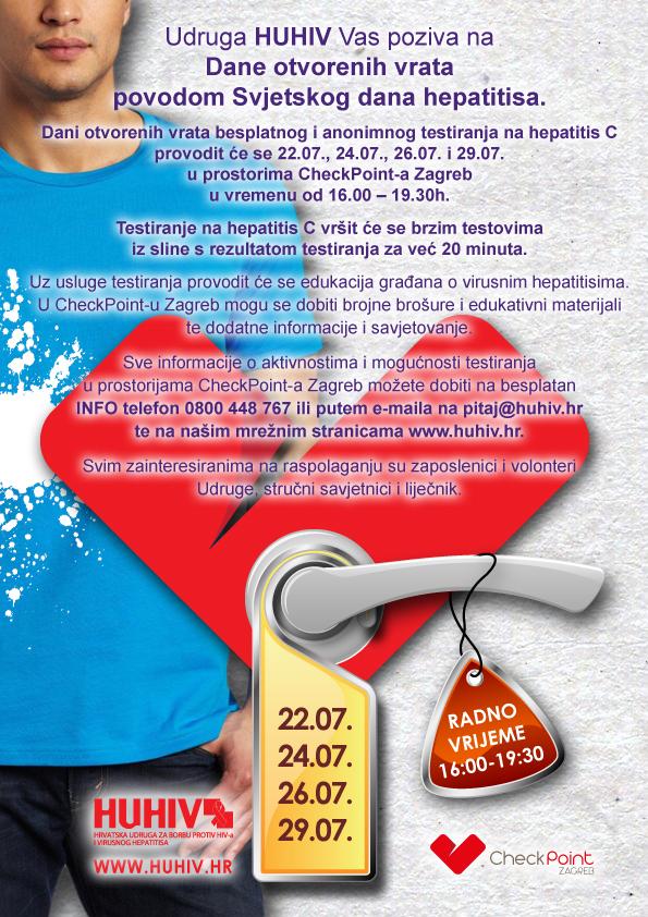 Dan otvorenih vrata 2013 hepatitis