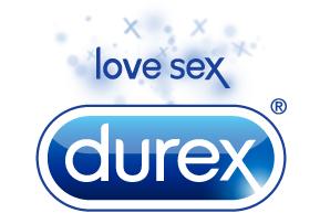 Durex Logo For White Backgrounds