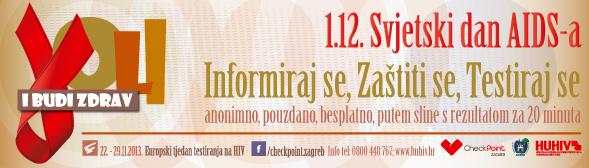Voli i budi zdrav 2013