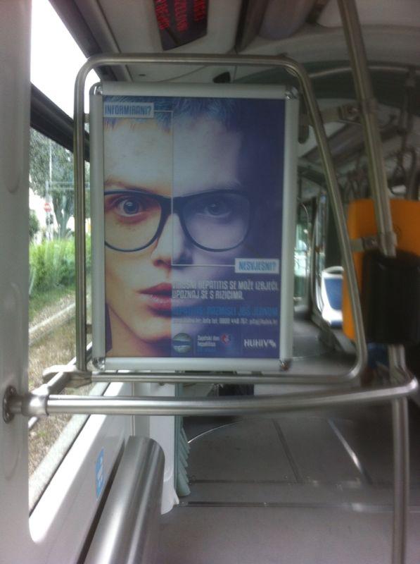 HUHIV hepatitis kampanja