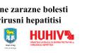 """Tečaj """"Kronične zarazne bolesti – HIV i virusni hepatitisi"""""""