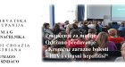 "Priopćenje za medije – Održano predavanje ""Kronične zarazne bolesti – HIV i virusni hepatitisi"""