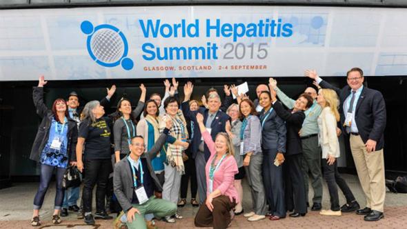 SVJETSKI SUMMIT O HEPATITISU 2015