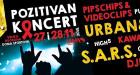 11. POZITIVAN KONCERT – Zagreb, Dom Sportova 27-28. studenog 2015.