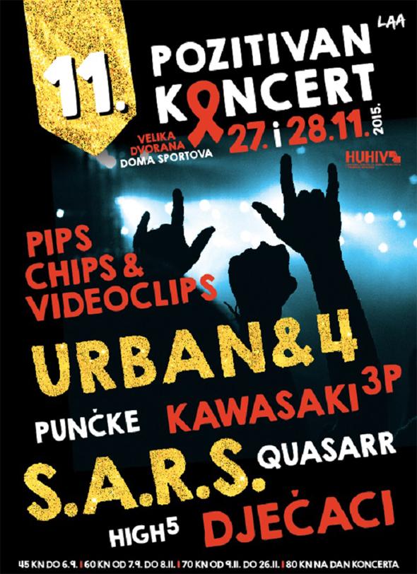 Pozitivan koncert 2015
