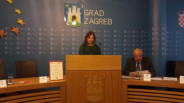 Grad Zagreb press CheckPoint