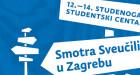 HUHIV i CheckPoint zajedno s Gradom Zagrebom na Smotri Sveučilišta u Zagrebu 2015.