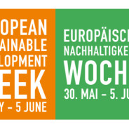 Sudjelujemo u Europskom tjednu održivog razvoja 2016.