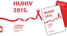 HUHIV Godišnje Izvješće 2015.