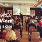 """Održan međunarodni kongres """"Starenje s HIV-om – pristup sveobuhvatnoj skrbi"""""""