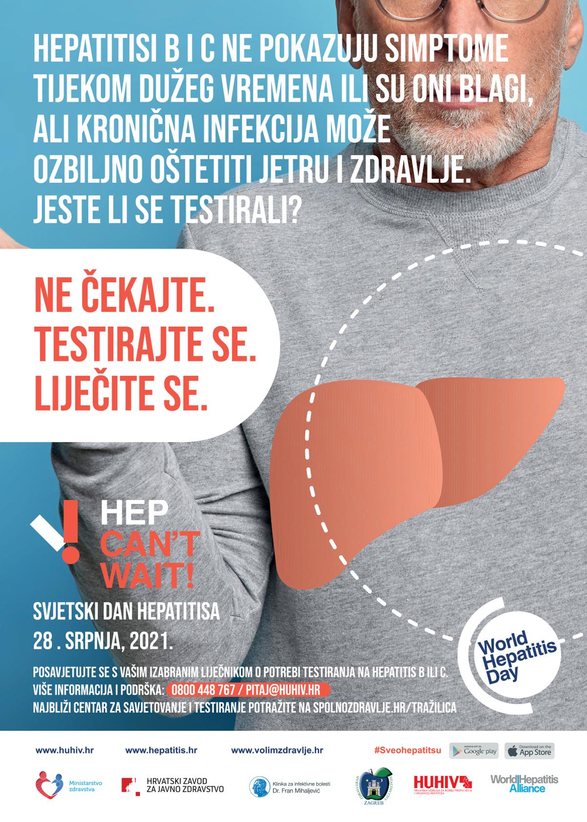 SVJETSKI DAN HEPATITISA 2021.